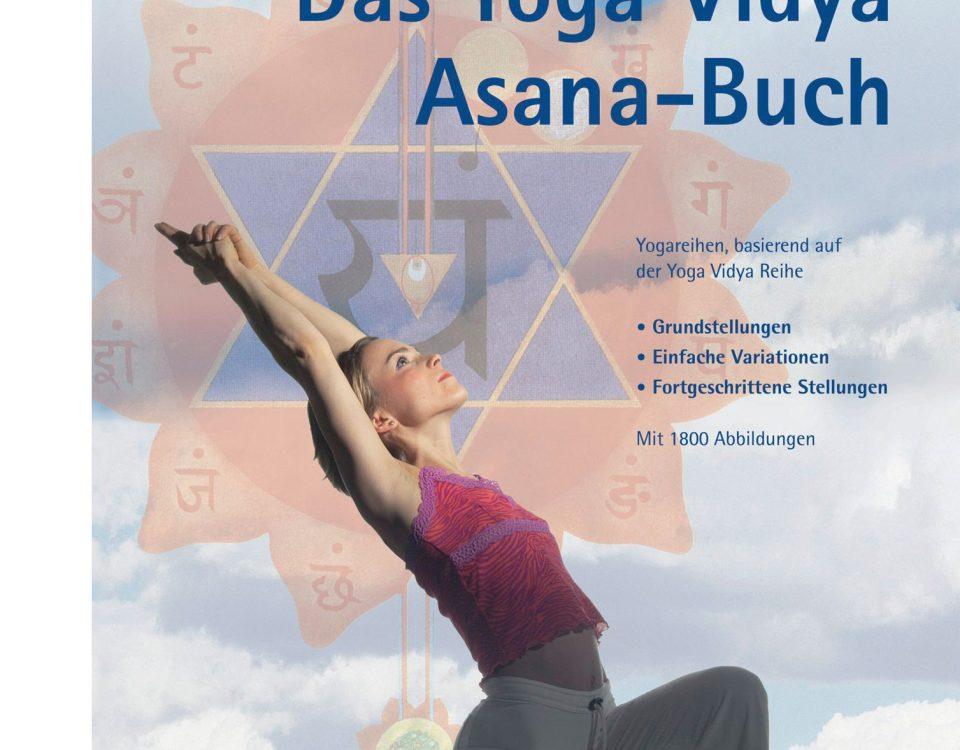 Yoga Vidya Asana Buch