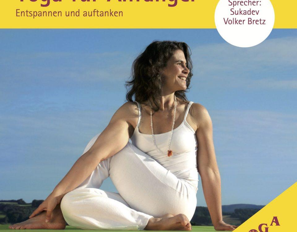 Übungs CD Shop Yoga für Anfänger
