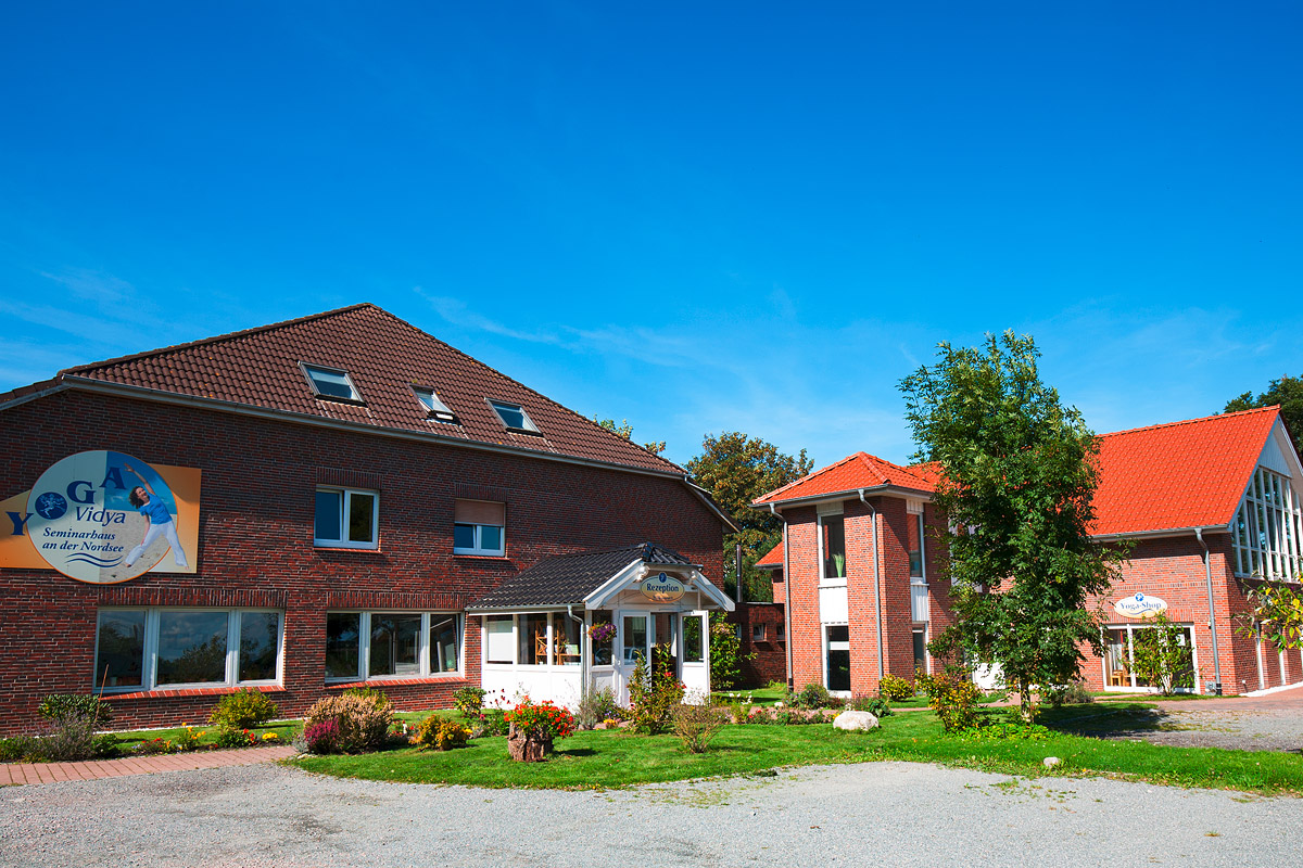 Yoga Vidya Nordsee Seminarhaus