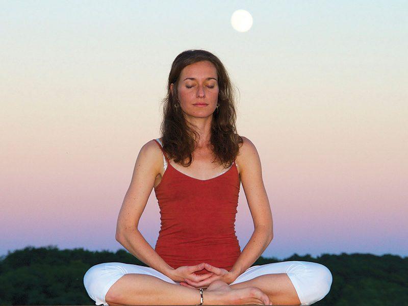 Yoga leicht zu erlernen