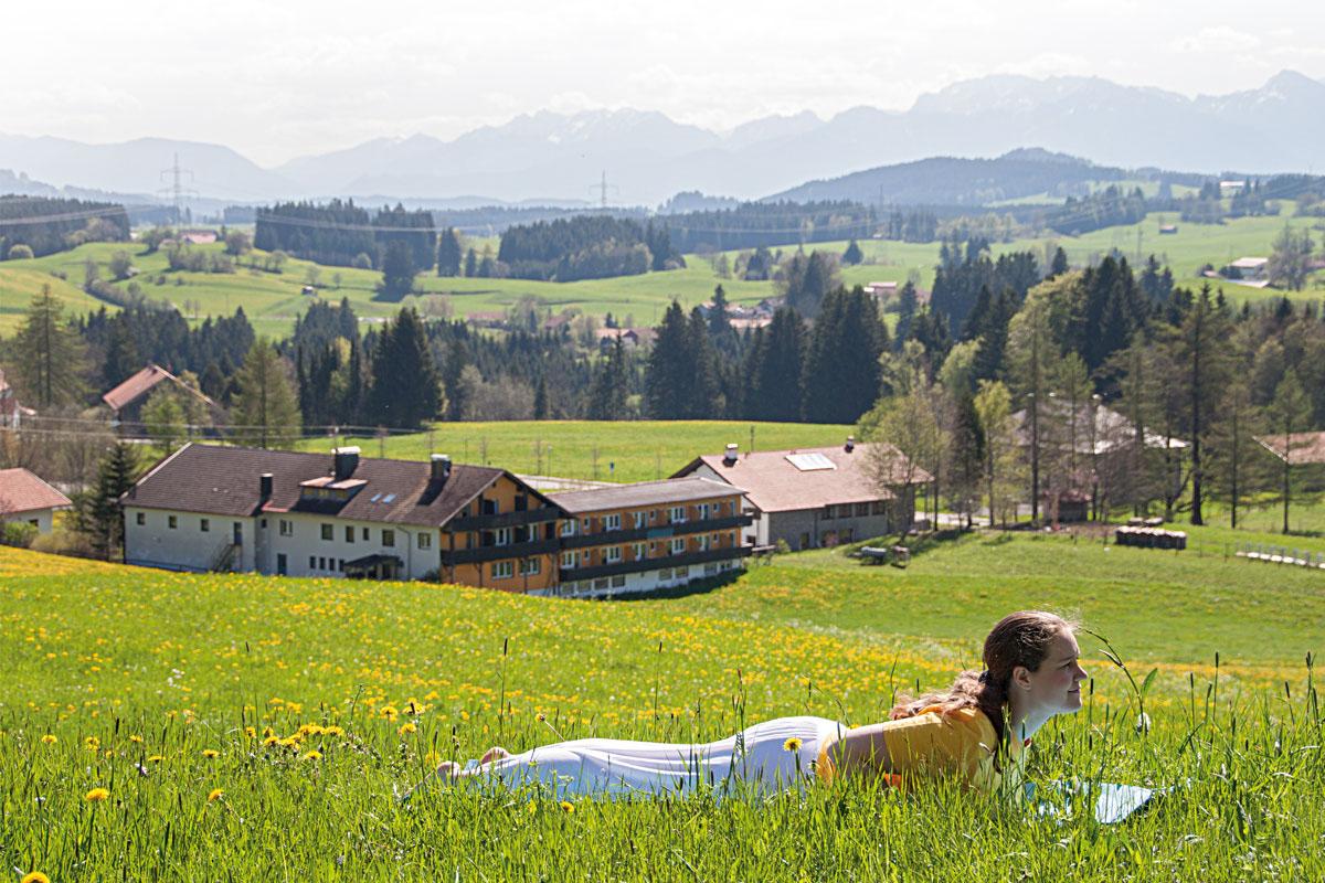Yoga Vidya Allgäu Seminarhaus