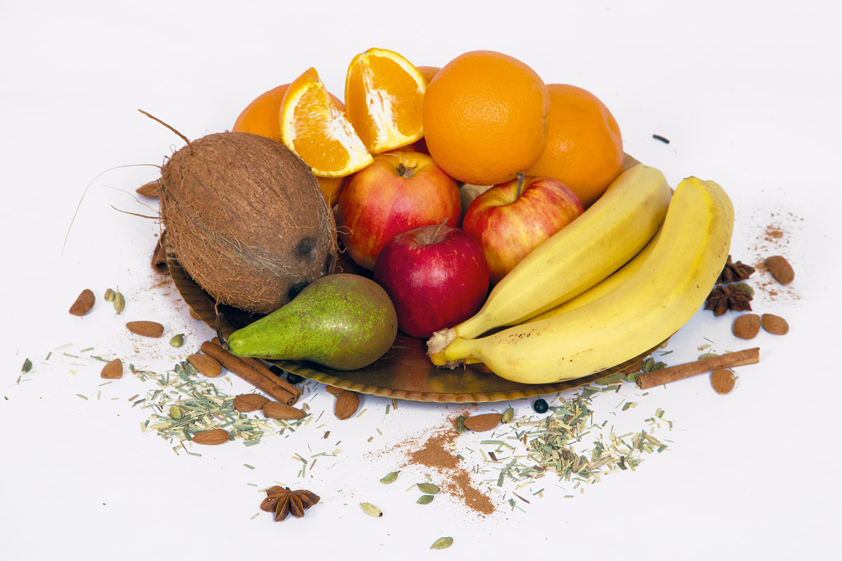 Ayurveda Obst Gesunde Ernährung