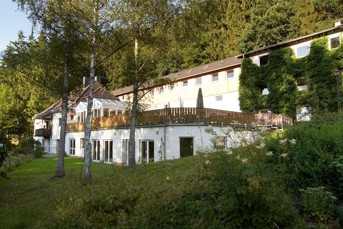Westerwald Yoga Vidya Seminarhaus