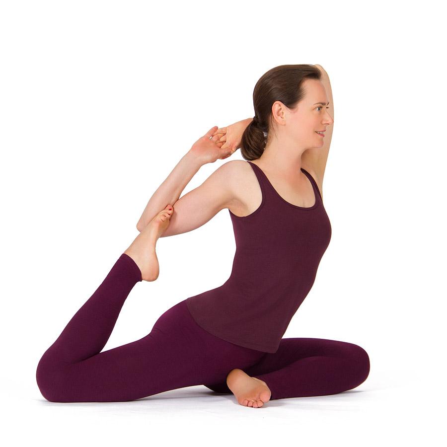 Yoga App Taube
